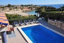 Villa avec piscine à Ametlla de Mar