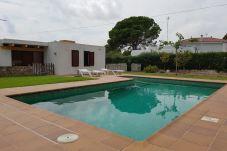 Villa pour 5 personnes avec vue sur le jardin